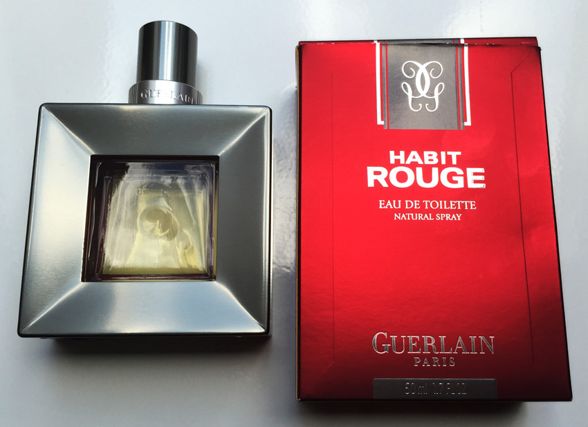 strange limited guerlain habit rouge does anybody know more about this. Black Bedroom Furniture Sets. Home Design Ideas